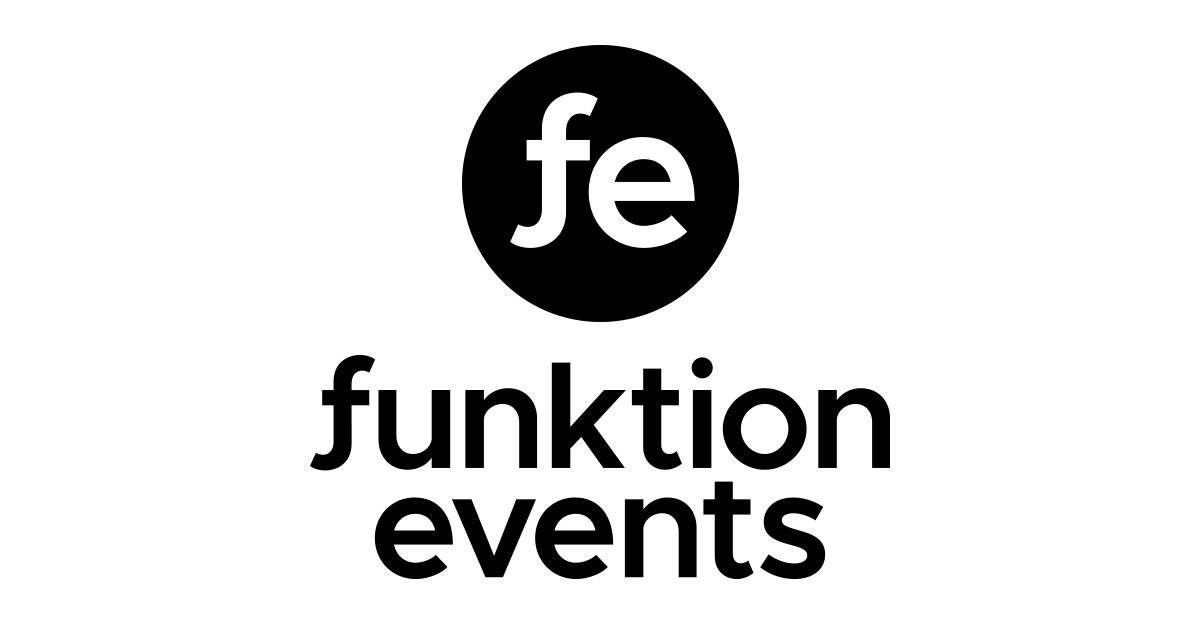 Funktion Events Logo